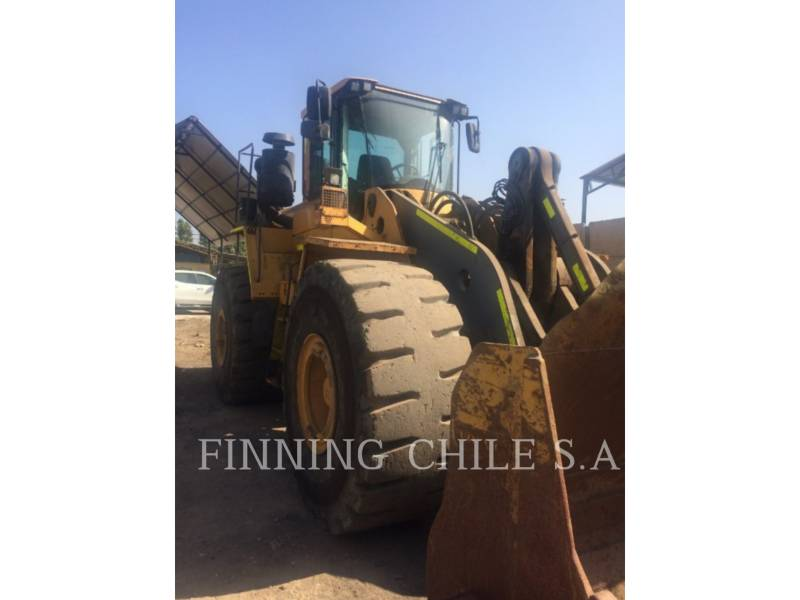 VOLVO MINING WHEEL LOADER L220G equipment  photo 5