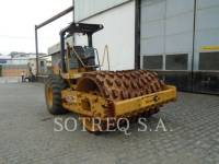 Equipment photo CATERPILLAR CP-533E COMPACTEUR VIBRANT, MONOCYLINDRE À PIEDS DAMEURS 1