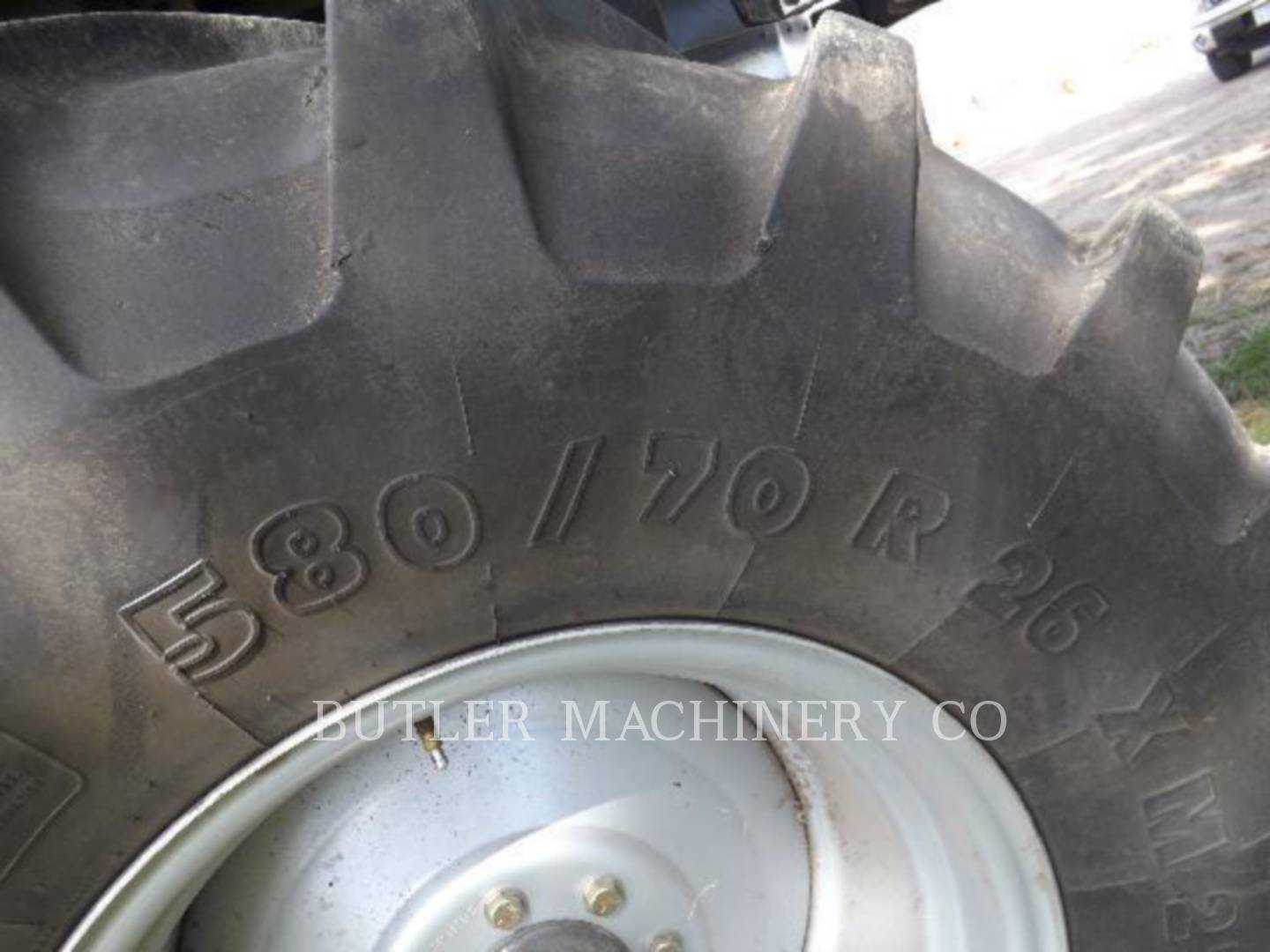 Detail photo of 2013 Gleaner S77 from Construction Equipment Guide