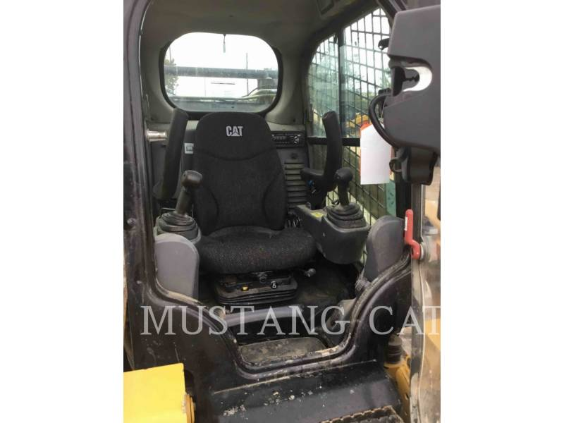 CATERPILLAR SKID STEER LOADERS 299D XHP equipment  photo 7