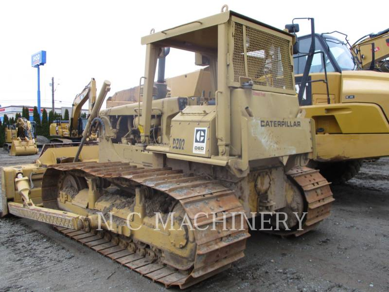 CATERPILLAR ブルドーザ D6D equipment  photo 5