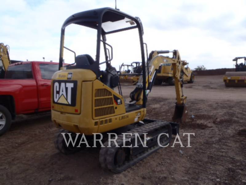 CATERPILLAR TRACK EXCAVATORS 302.4D equipment  photo 4