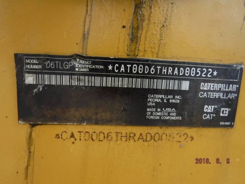 CATERPILLAR TRACTEURS SUR CHAINES D6TLGPVP equipment  photo 21