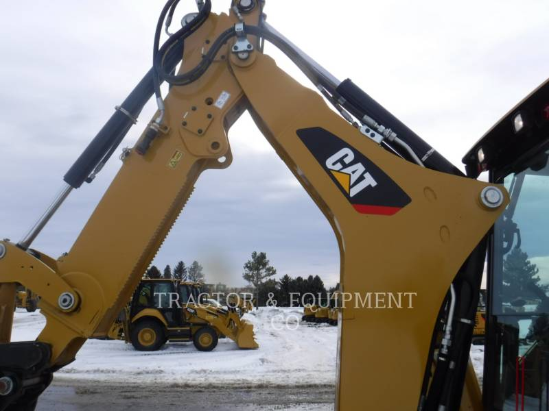 CATERPILLAR バックホーローダ 420F24ETCB equipment  photo 12