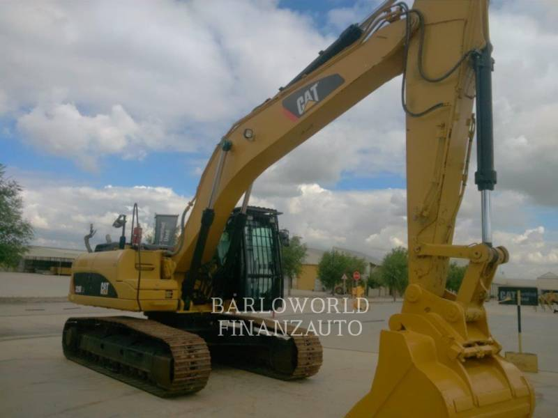 CATERPILLAR KETTEN-HYDRAULIKBAGGER 329DLN equipment  photo 1