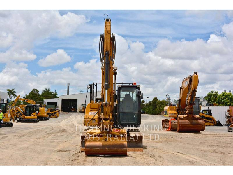 CATERPILLAR KETTEN-HYDRAULIKBAGGER 312D equipment  photo 2