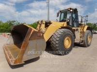 CATERPILLAR WHEEL LOADERS/INTEGRATED TOOLCARRIERS 980G equipment  photo 1