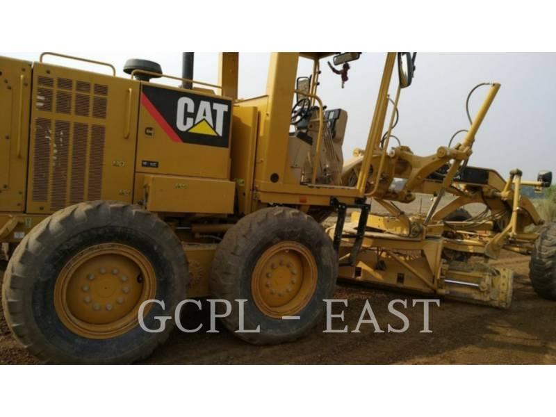 CATERPILLAR モータグレーダ 120K2 equipment  photo 1