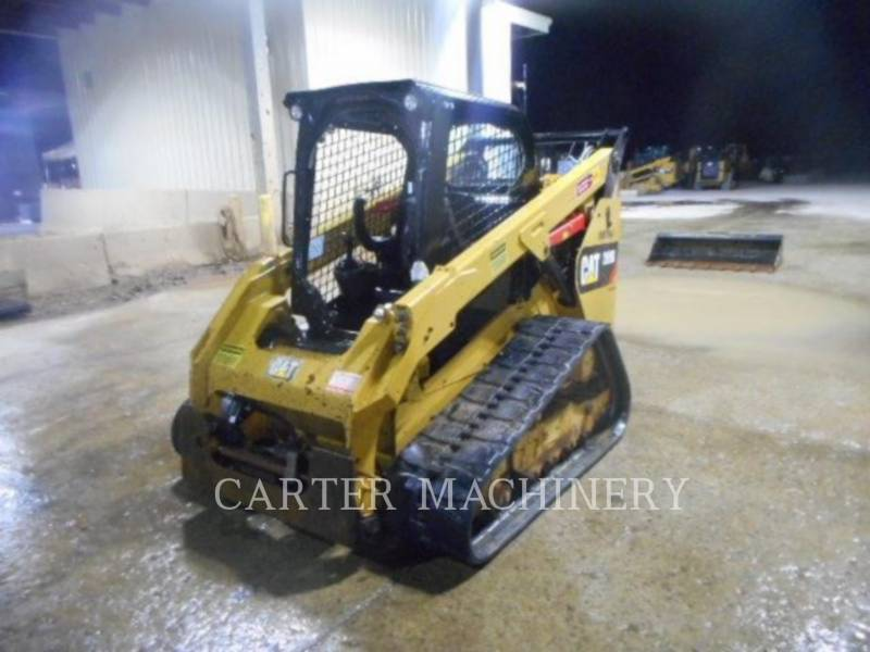 CATERPILLAR SKID STEER LOADERS 289D CY equipment  photo 3