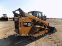 CATERPILLAR SKID STEER LOADERS 299D CA equipment  photo 2