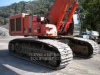 HITACHI KETTEN-HYDRAULIKBAGGER ZX650LC-3 equipment  photo 3