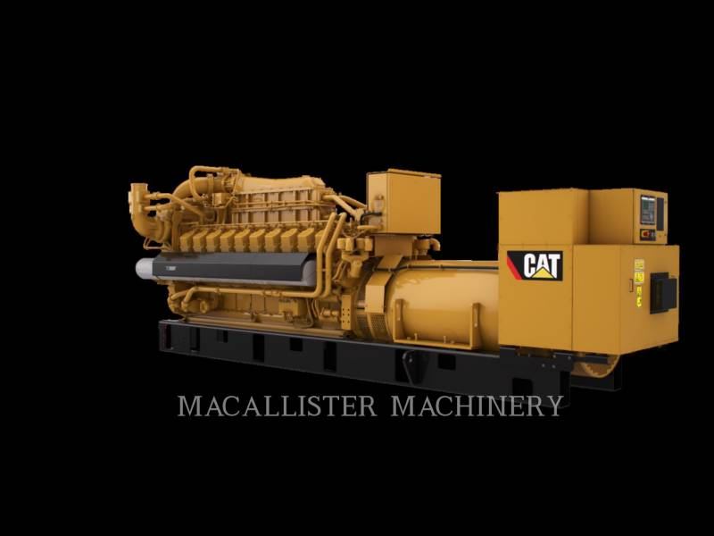 CATERPILLAR 固定式発電装置 G3520C equipment  photo 1