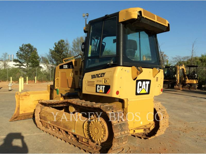 CATERPILLAR TRATTORI CINGOLATI D3K2 XL AC equipment  photo 3