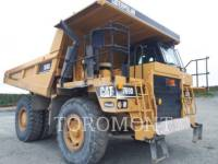 Equipment photo CATERPILLAR 769D DUMPER A TELAIO RIGIDO 1