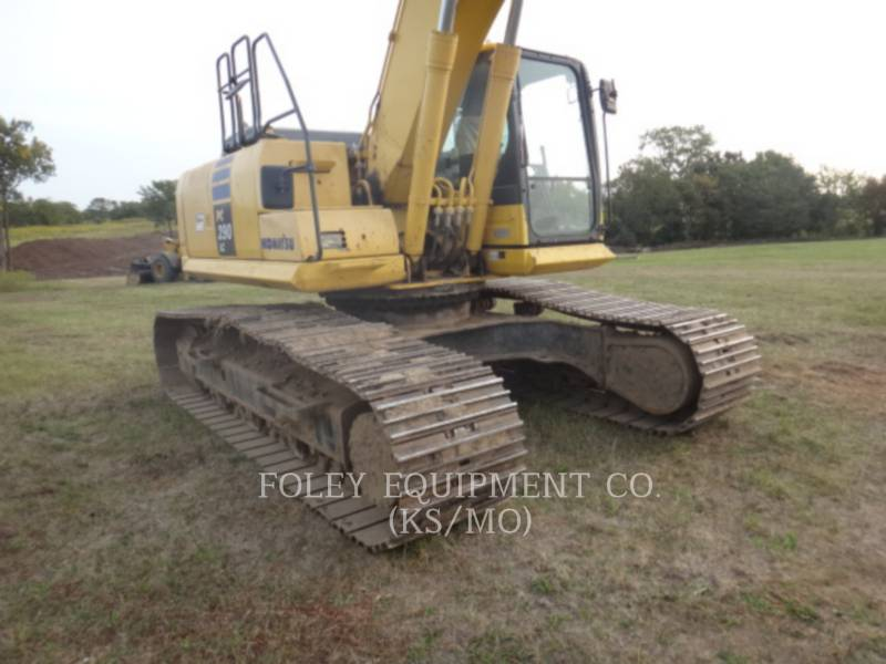 KOMATSU EXCAVADORAS DE CADENAS PC290-10 equipment  photo 5