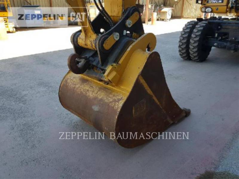 CATERPILLAR EXCAVADORAS DE RUEDAS M313D equipment  photo 21