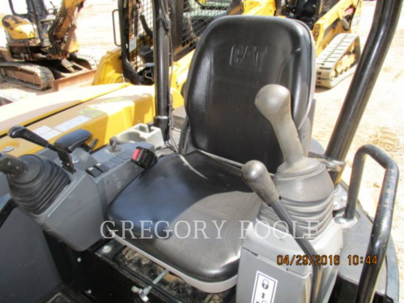 CATERPILLAR KETTEN-HYDRAULIKBAGGER 303.5E CR equipment  photo 18