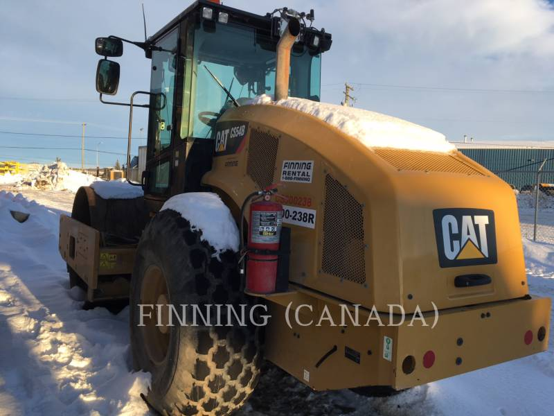 CATERPILLAR COMPACTEURS CS54B equipment  photo 3