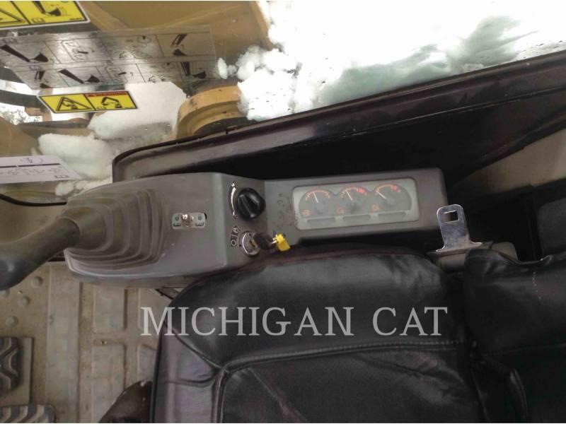 CATERPILLAR TRACK EXCAVATORS 314CCR equipment  photo 20