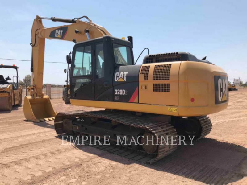 CATERPILLAR トラック油圧ショベル 320D2GC equipment  photo 4