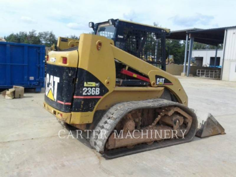 CATERPILLAR MINICARGADORAS 236B CY equipment  photo 4