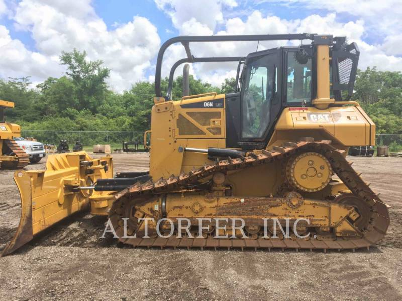 CATERPILLAR TRATTORI CINGOLATI D6NLGP equipment  photo 6