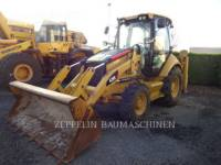 Equipment photo CATERPILLAR 428E TERNE 1