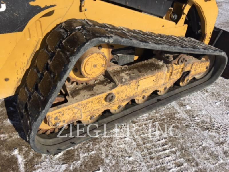 CATERPILLAR CHARGEURS TOUT TERRAIN 299CHF equipment  photo 7