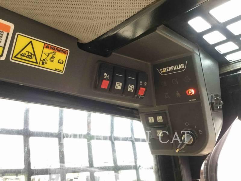 Caterpillar ÎNCĂRCĂTOARE PENTRU TEREN ACCIDENTAT 257B3 equipment  photo 11