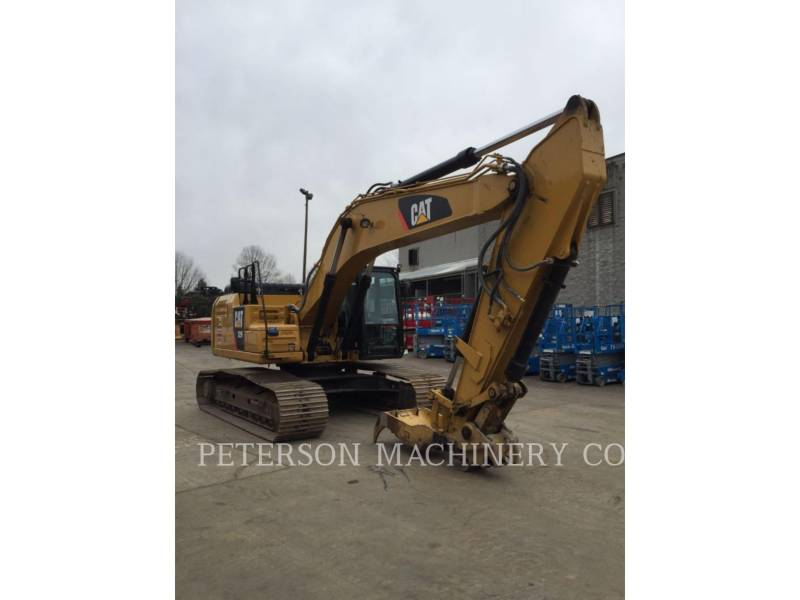 CATERPILLAR EXCAVADORAS DE CADENAS 329F equipment  photo 3