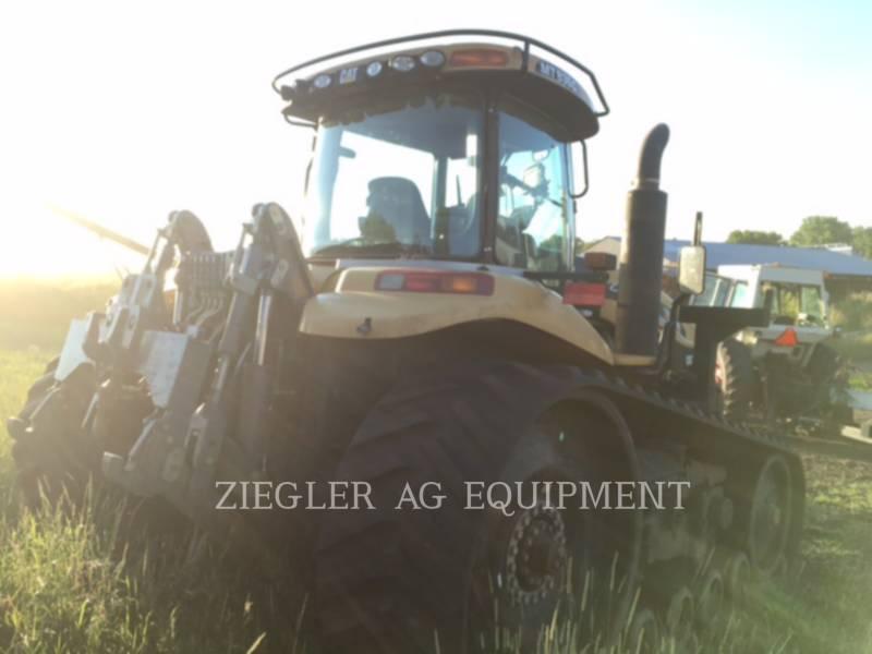 AGCO-CHALLENGER LANDWIRTSCHAFTSTRAKTOREN MT835C equipment  photo 22