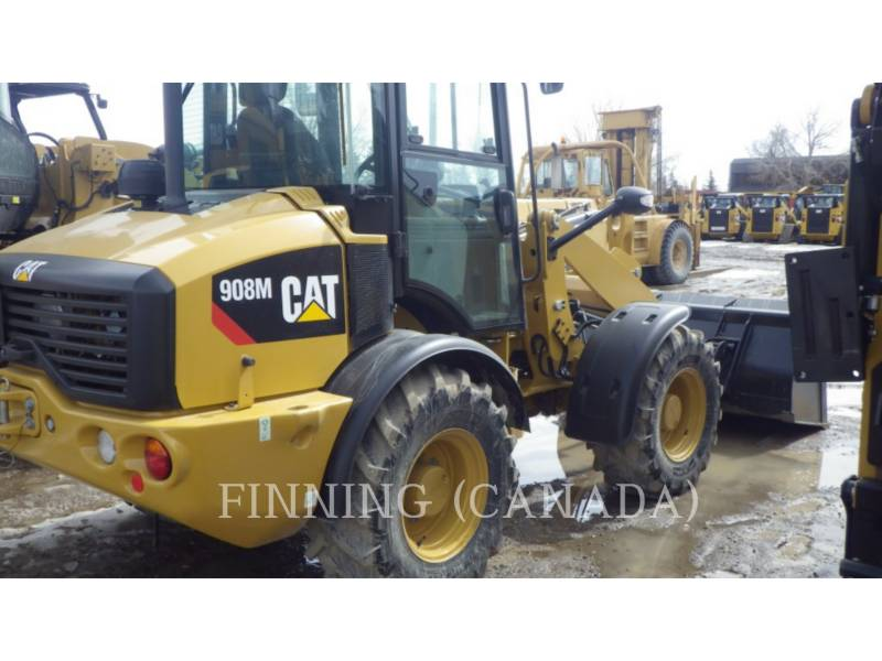 CATERPILLAR WHEEL LOADERS/INTEGRATED TOOLCARRIERS 908M equipment  photo 4