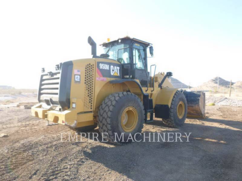 CATERPILLAR PALE GOMMATE/PALE GOMMATE MULTIUSO 950M equipment  photo 2