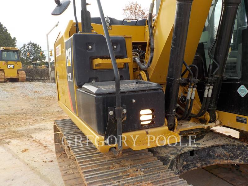 CATERPILLAR EXCAVADORAS DE CADENAS 312EL equipment  photo 6