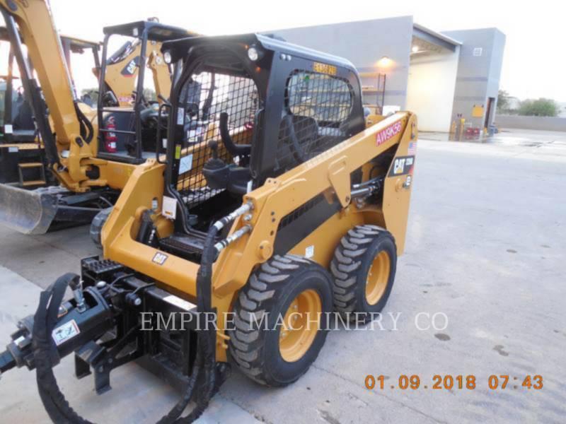 CATERPILLAR SCHRANKLADERS 226D equipment  photo 4