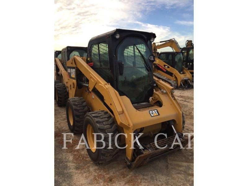 CATERPILLAR CHARGEURS COMPACTS RIGIDES 246D C3H2 equipment  photo 1