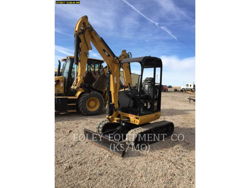 CATERPILLAR TRACK EXCAVATORS 302.7DCRLO equipment  photo 2