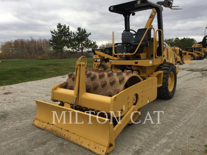 CATERPILLAR VERDICHTER CP44 equipment  photo 1