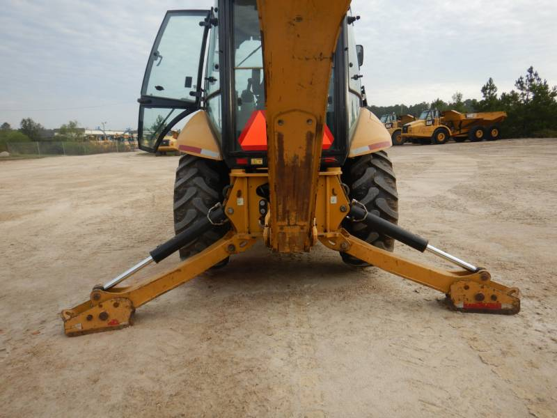 CATERPILLAR GRAAF-LAADCOMBINATIES 420FST equipment  photo 18