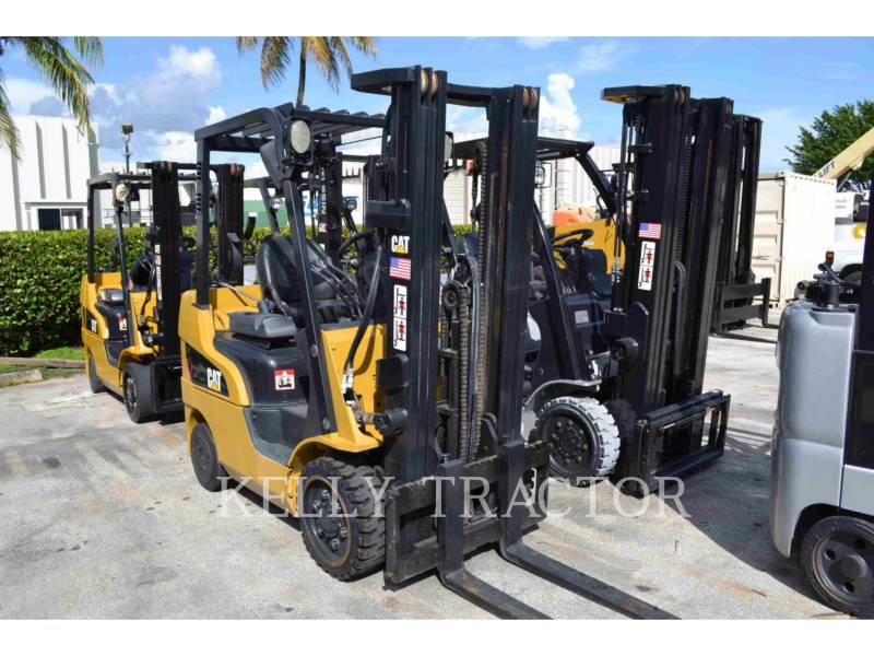 CATERPILLAR LIFT TRUCKS ELEVATOARE CU FURCĂ C5000 equipment  photo 1