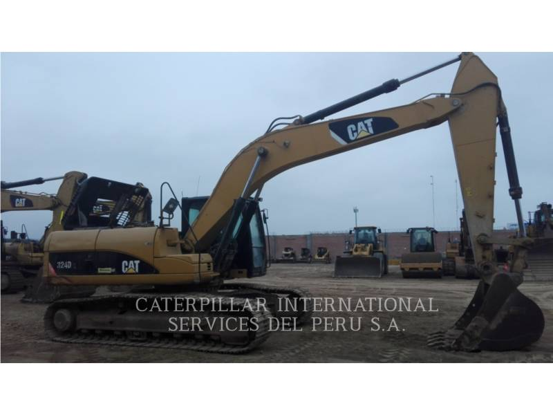 CATERPILLAR EXCAVADORAS DE CADENAS 324DL equipment  photo 1