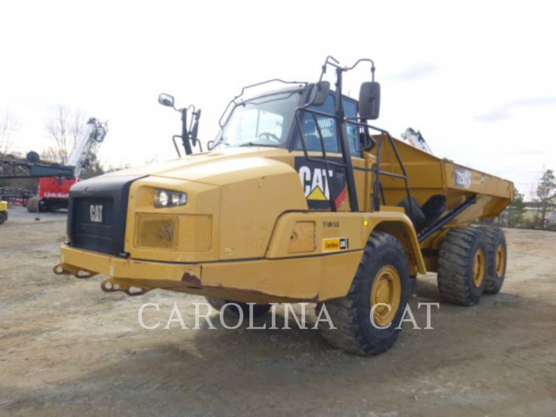 CATERPILLAR DUMPER ARTICOLATI 725C equipment  photo 6
