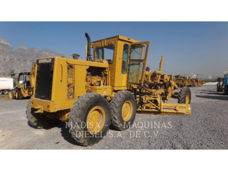 CATERPILLAR MOTORGRADERS 12G equipment  photo 4
