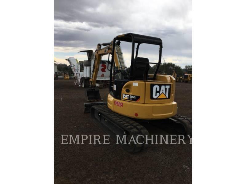 CATERPILLAR TRACK EXCAVATORS 305E2CR equipment  photo 3