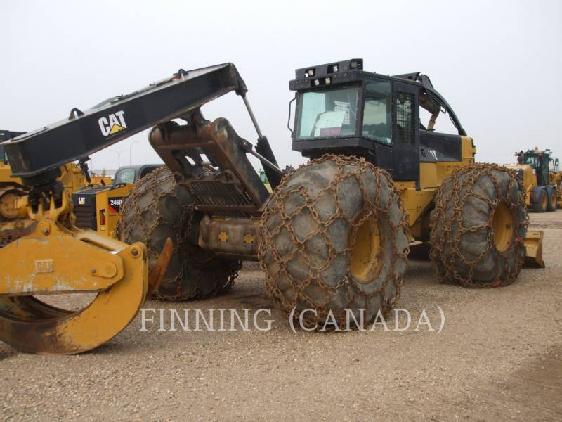 Caterpillar SILVICULTURĂ – EXCAVATOR FORESTIER 545C equipment  photo 1