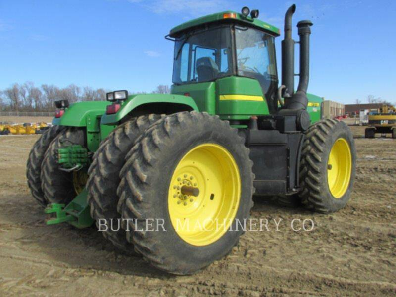 DEERE & CO. AG TRACTORS 9100 equipment  photo 4