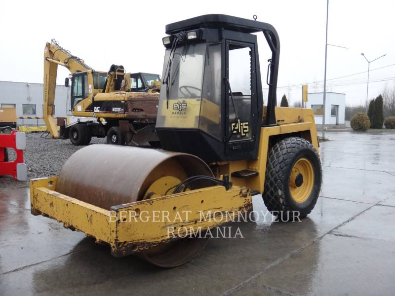 BOMAG  VIBRATORY DRUM COMPACTOR BW 172 DS-2 equipment  photo 1