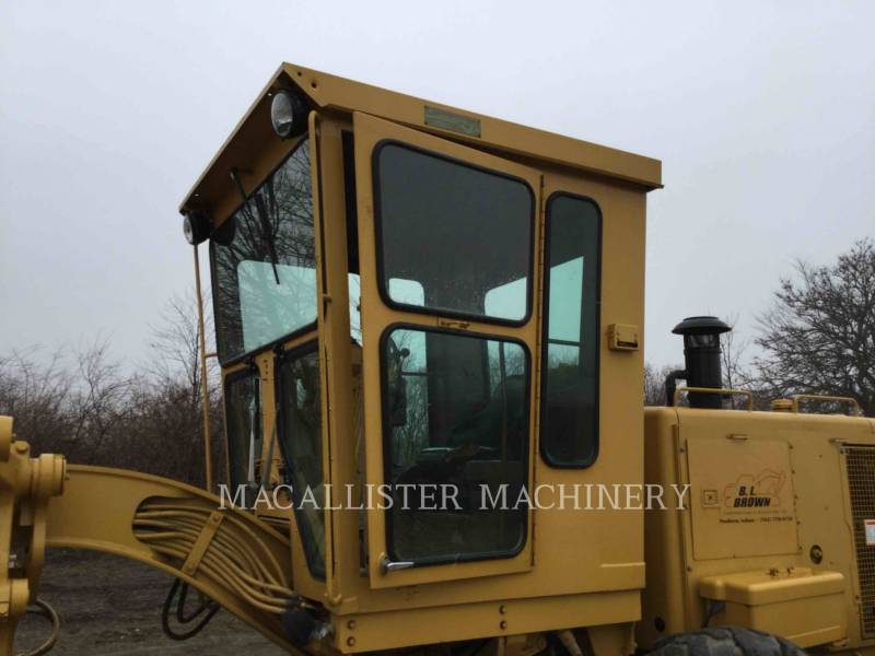 CATERPILLAR MOTORGRADER 120G equipment  photo 15