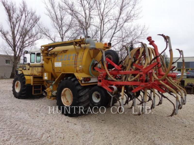 TERRA-GATOR Flotadores 2204 R PDS 10 PLC CA equipment  photo 3