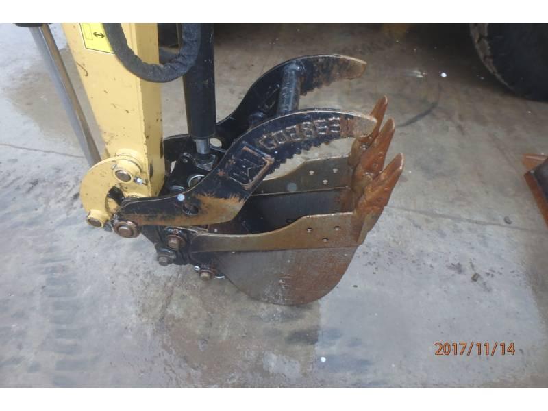 CATERPILLAR TRACK EXCAVATORS 303.5ECR equipment  photo 5
